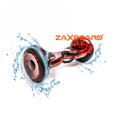 Zaxboard ZX-11 (Красный огонь)